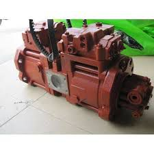 K3vl45/b-1alss-l0/1-h4 High Speed Kawasaki Piston Pump Excavator Image