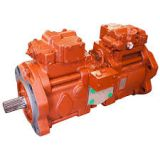 K3v112dt-1cer-9c32-2cl Kawasaki Hydraulic Pump Thru-drive Rear Cover Engineering Machinery