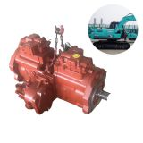 705-56-36050 Agricultural Machinery Komatsu Hydraulic Pump Low Noise
