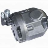 R902424948 Aa10vo28dfr/31r-psc12k01-so52 Hydraulic Piston Pump Thru-drive Rear Cover Oil Press Machine Image