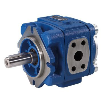 Metallurgy Hydraulic Gear Pump Clockwise / Anti-clockwise R900538569 Pgh3-1x/010re47mu2