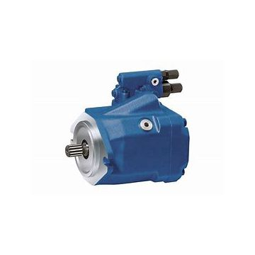 High Speed Axial Single Hydraulic Piston Pump R902438994 Aa10vo45dfr/52r-puc64n00e