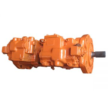 Flow Control  K3v180dth-14jr-3l3e-kp Kawasaki Hydraulic Pump Engineering Machinery
