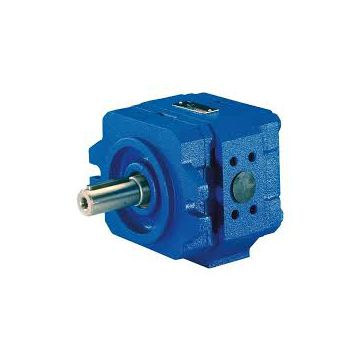 Low Noise Sumitomo Gear Pump Leather Machinery Sq4sgs-agb-s-03c-200-30-m