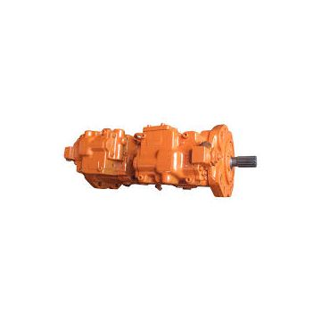 K3v280dth-121r-oe01-v Clockwise Rotation Kawasaki Piston Pump Loader