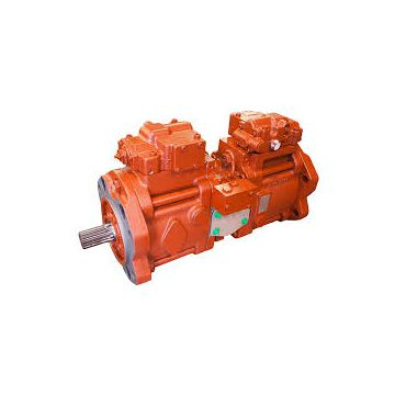 K3vl112/b-1dlss-pn24d Kawasaki Piston Pump Thru-drive Rear Cover Aluminum Extrusion Press