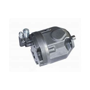 R902424948 Aa10vo28dfr/31r-psc12k01-so52 Hydraulic Piston Pump Thru-drive Rear Cover Oil Press Machine