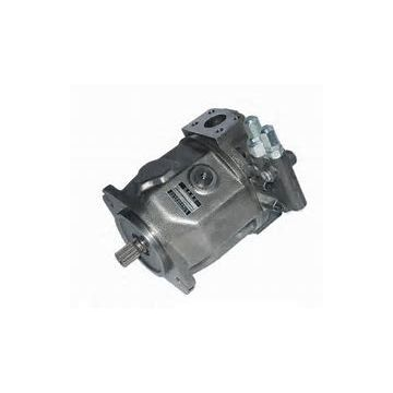 R902406501 Aa10vo45fhd/31r-prc62k68 Safety Thru-drive Rear Cover Hydraulic Piston Pump
